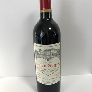 カロンセギュール 1998年(ワイン)