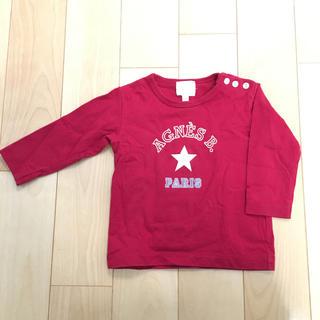アニエスベー(agnes b.)のアニエスベー✳︎ロンT 1an(Tシャツ)