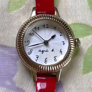 アニエスベー(agnes b.)のアニエス ㉗ 腕時計・稼働品✨(腕時計)