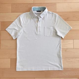 スーツカンパニー(THE SUIT COMPANY)の【美品】スーツカンパニー メンズ ポロシャツ Lサイズ(ポロシャツ)