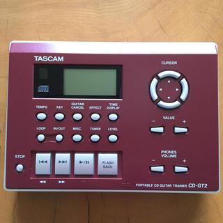 TASCAM ギタートレーナー  CD-GT2(その他)