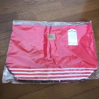 ブリヂストン(BRIDGESTONE)の即決 新品 ブリヂストン 保温・保冷バッグ 赤 トートバッグ(エコバッグ)