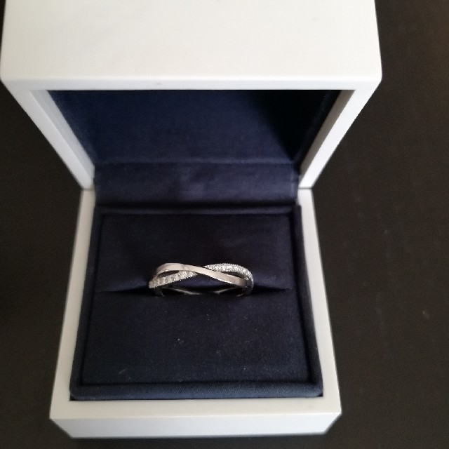 DE BEERS(デビアス)のデビアス インフィニティリング 11.5号 エタニティリング ダイヤ レディースのアクセサリー(リング(指輪))の商品写真