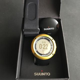 スント(SUUNTO)のSUNTO Ambit2S スント アンビット2S ライム 中古(腕時計(デジタル))