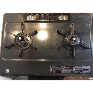 パロマ ガスコンロ IC-N900B-R(調理機器)