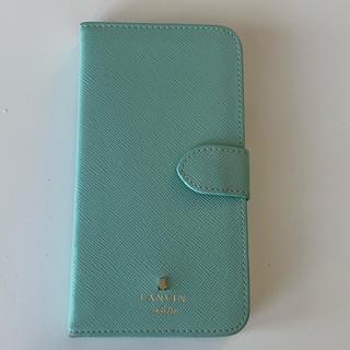 ランバンオンブルー(LANVIN en Bleu)のLANVIN en Bleu ランバンオンブルー アイフォンXケース❤︎お値下中(iPhoneケース)