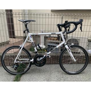 ジオス(GIOS)の【送料込】GIOS feluca サイズ48 tiagra(4700)化(自転車本体)