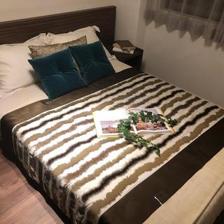 ベッド(ダブルベッド)