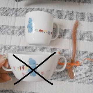 ファミリア(familiar)の新品★ファミリア、ノリタケ製食器(離乳食器セット)