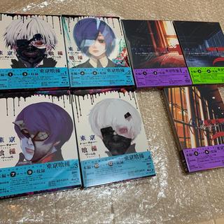 シュウエイシャ(集英社)の東京喰種 Blu-ray全巻セット+2期3巻DVD+ブルーレイ(アニメ)