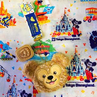 ディズニー(Disney)のダッフィー スリーブ リメイク(その他)