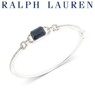ラルフローレン(Ralph Lauren)のラルフローレン エレガントなブルークリスタルのブレスレット(ブレスレット/バングル)