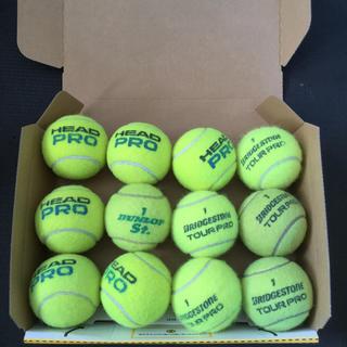 ヘッド(HEAD)のテニスボール 12個(ボール)