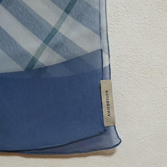 BURBERRY(バーバリー)の【サダ様専用です】ストール レディースのファッション小物(ストール/パシュミナ)の商品写真
