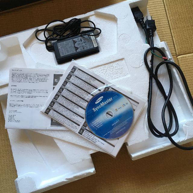 SAMSUNG(サムスン)の【期日限定値下げ】液晶モニター 17インチ クルッと回転で縦表示 スマホ/家電/カメラのPC/タブレット(ディスプレイ)の商品写真