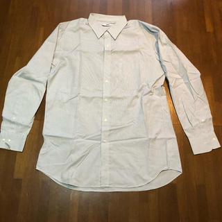【未使用】男性用  UNIQLOカッターシャツ(シャツ)