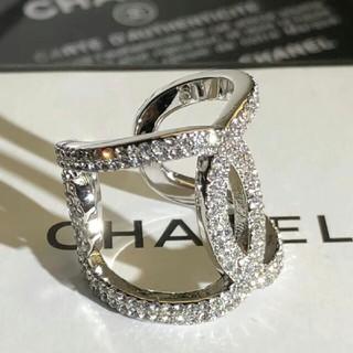 dd4f48e65749 シャネル ピアス リング(指輪)の通販 59点 | CHANELのレディースを買う ...