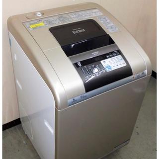 ヒタチ(日立)の日立 洗濯乾燥機 BW-D9PV 洗9k 乾6k 自動おそうじエコビート洗浄(洗濯機)