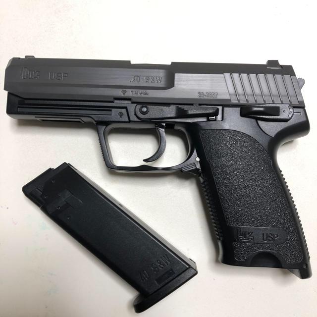 モデルガン・ターゲット・BB弾セット エンタメ/ホビーのミリタリー(モデルガン)の商品写真