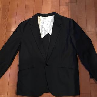 レイジブルー(RAGEBLUE)のレイジブルー ジャケット JKT 黒 7部丈(ノーカラージャケット)