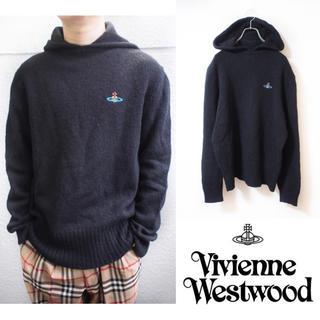 ヴィヴィアンウエストウッド(Vivienne Westwood)の【Vivienne Westwood MAN】 Orb hoodie(パーカー)