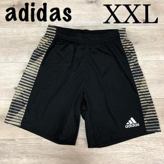 アディダス(adidas)のXXL アディダス サッカー ショートパンツ ハーフパンツ 半パン フットサル(ショートパンツ)