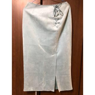 バビロン(BABYLONE)のロングタイトスカート(ロングスカート)