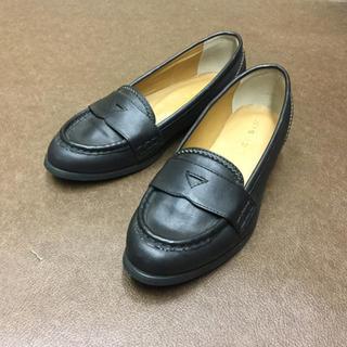 レプシィムローリーズファーム(LEPSIM LOWRYS FARM)のLEPSIM LOWRYS FARM ローファー ブラック(ローファー/革靴)