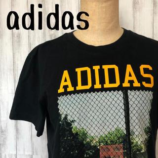 アディダス(adidas)のadidas originals 半袖 Tシャツ ロゴ入り(Tシャツ(半袖/袖なし))