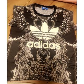 アディダス(adidas)のアディダスコラボ ティーシャツ(Tシャツ(半袖/袖なし))
