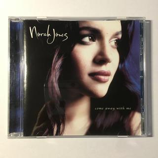 ノラ・ジョーンズ『Come Away With Me』輸入盤 ノラジョーンズ(ジャズ)