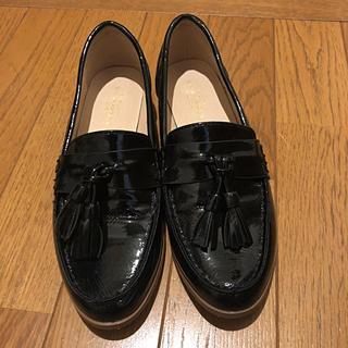 ナノユニバース(nano・universe)のnano universe タッセルローファー 36(ローファー/革靴)