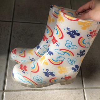 ディズニー(Disney)のディズニーレインシューズ(長靴/レインシューズ)