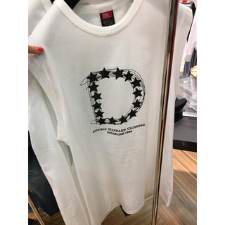 ダブルスタンダードクロージング(DOUBLE STANDARD CLOTHING)のダブルスタンダード(カットソー(半袖/袖なし))