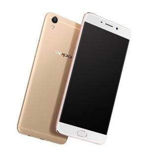 アンドロイド(ANDROID)のOppo R9sk Gold オッポ 携帯 シムフリー シム2枚ok!!(スマートフォン本体)