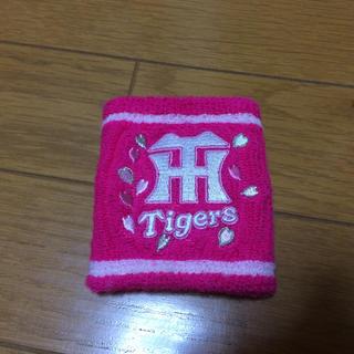 ハンシンタイガース(阪神タイガース)のリストバンド  阪神タイガース(応援グッズ)