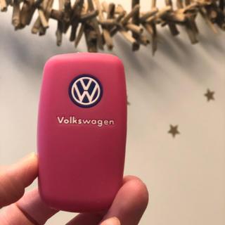 フォルクスワーゲン(Volkswagen)のVW シリコンキーカバー(車外アクセサリ)