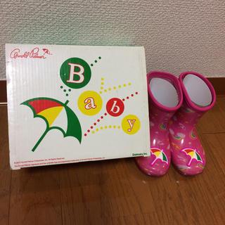 アーノルドパーマー(Arnold Palmer)の【新品 箱付き】長靴(長靴/レインシューズ)
