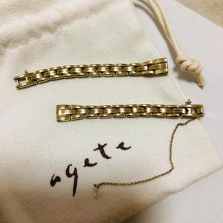 アガット(agete)のアガット 時計 替えベルト(腕時計)