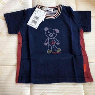 新品☆プリント半袖シャツ  80(Tシャツ)