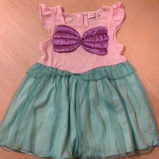シマムラ(しまむら)のディズニー アリエル ベビー衣装(ドレス/フォーマル)