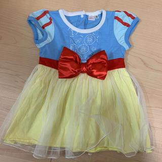 シマムラ(しまむら)のディズニー  白雪姫 ベビー衣装(ドレス/フォーマル)