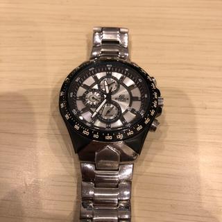 bc1ab67ec1 CASIO - CASIO(カシオ) 腕時計 EDIFICE ブルー EF-539D-1A2の通販 ラクマ