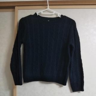 ユニクロ(UNIQLO)の女の子 UNIQLO セーター 130(ニット)
