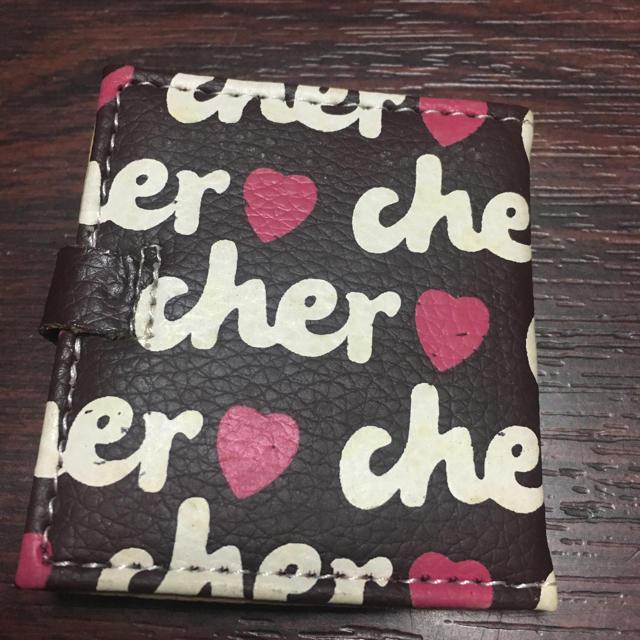 Cher(シェル)のcher フォトミニケース インテリア/住まい/日用品のインテリア小物(フォトフレーム)の商品写真