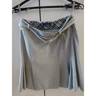 バーバリーブルーレーベル(BURBERRY BLUE LABEL)のバーバリー スカート 38(ロングスカート)