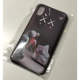 ナイキ(NIKE)のiPhone Xケース KAWS×jordan ×off-white(iPhoneケース)
