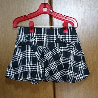 リズリサ(LIZ LISA)のLIZLISA ツイードスカート 0(ミニスカート)