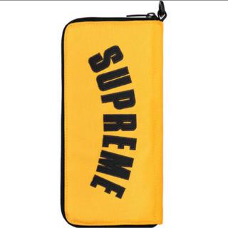 シュプリーム(Supreme)のSupreme The North Face Organizer Yellow(セカンドバッグ/クラッチバッグ)