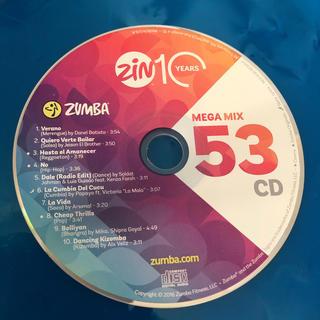 Zumba - ズンバメガミックス53